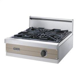 "Stone Gray 24"" Gas Wok/Cooker - VGWT (24"" wide wok/cooker)"