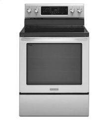 30-Inch 5-Element Electric Freestanding Range, Architect® Series II - Stainless Steel