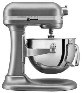 6 Quart Bowl-Lift Stand Mixer - Silver