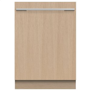 "Fisher & PaykelIntegrated Dishwasher, 24"", Sanitize"