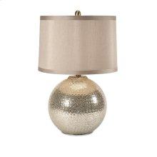 Bolton Mercury Glass Lamp
