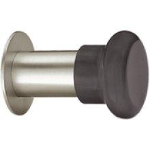 Aluminum Wall-Mounted Doorstop