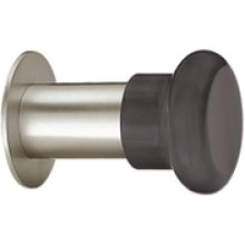 Aluminum Wall-Mounted Doorstop