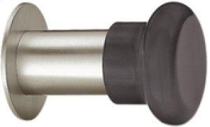 Aluminum Wall-Mounted Doorstop Product Image