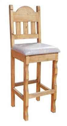 Barstool W/padded Seat
