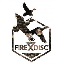 FireDisc Attack Camo Decal 3-Pack