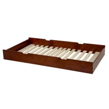 Trundle Bed : Chestnut