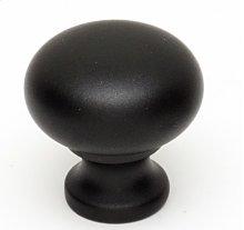 Knobs A1066 - Matte Black
