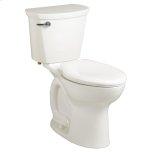 American StandardCadet PRO Comfort Height Elongated Toilet - 1.28 GPF - 10-in Rough - White