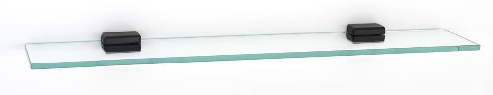 Cube Glass Shelf A6550-24 - Bronze
