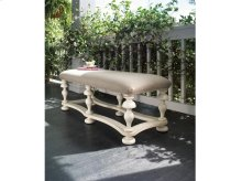 Bed End Bench - Linen
