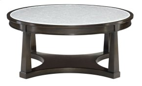 Sutton House Round Cocktail Table