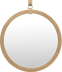ED Ellen DeGeneres West End Round Mirror