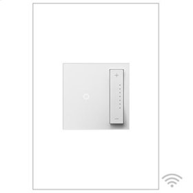 sofTap Wi-Fi Ready Master Dimmer, Incandescent / Halogen, White