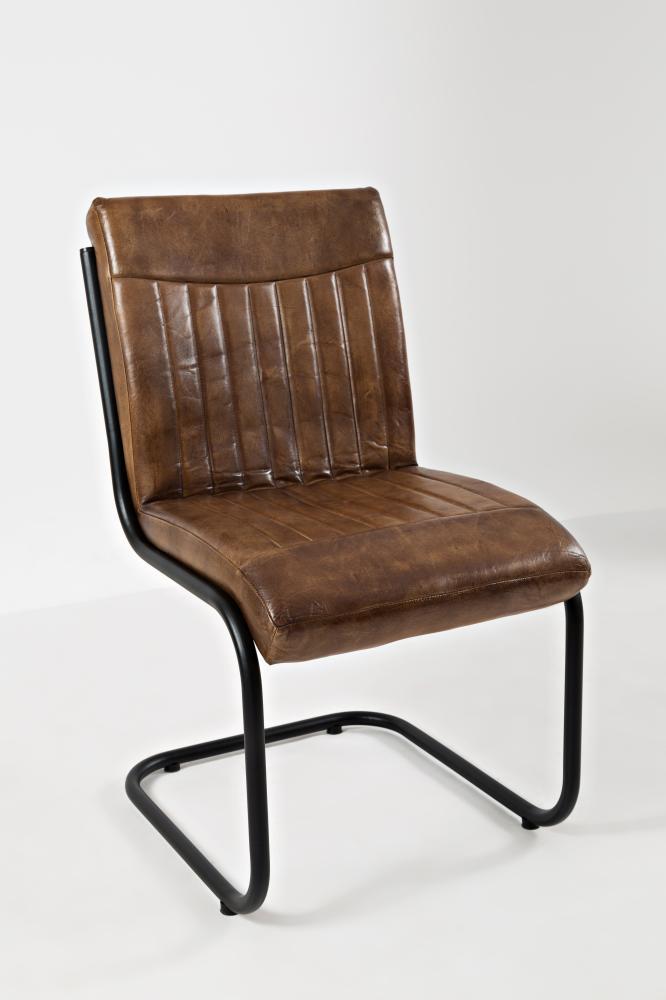 Bon Aviator Genuine Leather Chair (2/ctn)
