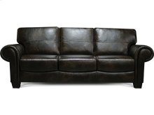 Luca Leather Sofa 6Y05AL
