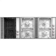 """34"""" Expressions Collection Gas Downdraft Cooktop"""