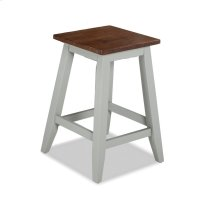 Small Space Backless Barstool