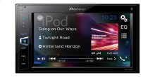"Multimedia Receiver with 6.2"" WVGA Display, and Built-in Bluetooth®"