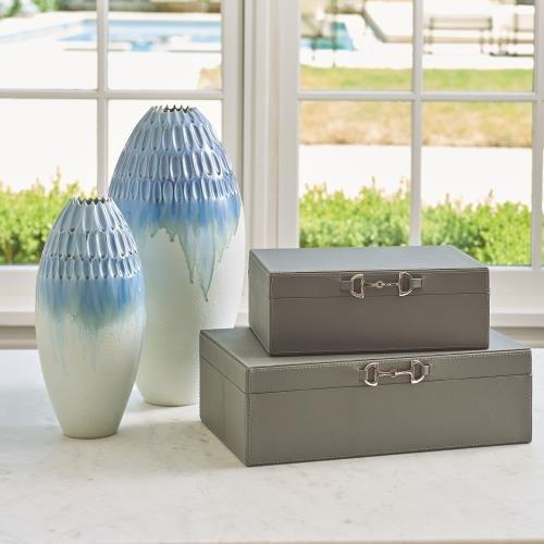 Cut Carved Vase-Cloud-Med