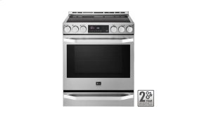 CLOSEOUT - LG STUDIO - 6.3 cu. ft. Electric Slide-In-range with ProBake Convection®