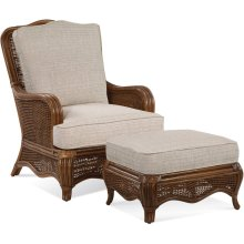 Shorewood Chair and Ottoman