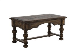 Coffee Table, Available in Vintage Finish Only.