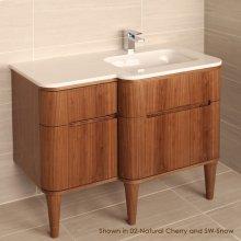 Quartz countertop for vanity H274R.