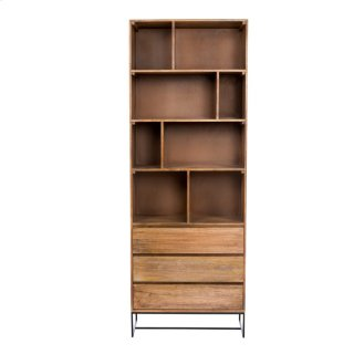 Colvin Shelf W/drawers