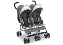 J is for Jeep® Brand Scout Double Stroller - Fairway (340)