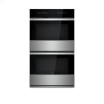 "NOIR 30"" Double Wall Oven with MultiMode(R) Convection System"