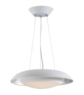 Iris LED 1-Light Pendant