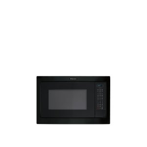 27'' Built-In Microwave Oven - BLACK