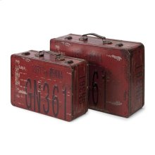 Richmon Suitcases - Set of 2