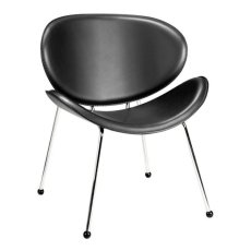 Match Chair Black Product Image