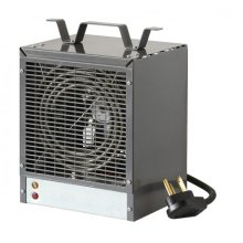 Fan-forced Construction Heater
