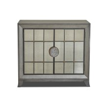 WP-5030-320  Two Door Chest  Antique Mirrored