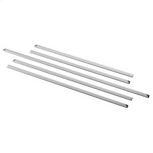 Slide-in Range Filler Kit - Stainless Steel