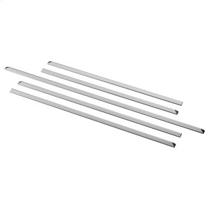 Slide-in Range Filler Kit - Stainless Steel -