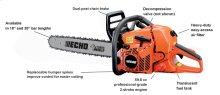 ECHO CS-590 Timber Wolf 59.8cc Professional-Grade Chain Saw