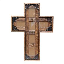 5x7 Med. Cross Picture Frame