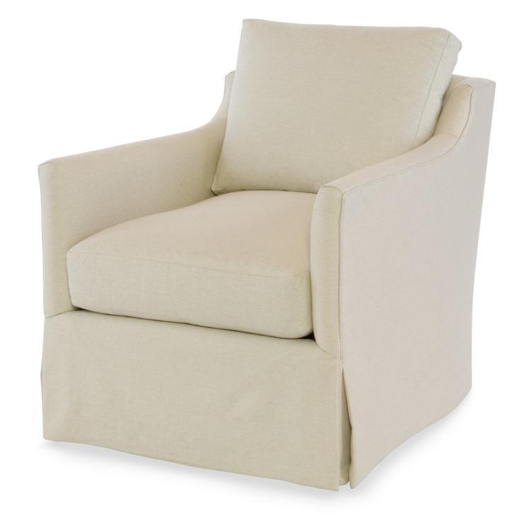 ... Highland House Furniture 1165SW. Luke Swivel Chair