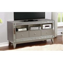 Transitional Mercury Television Console