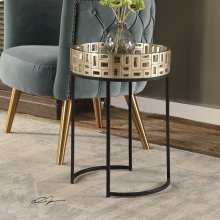 Aven Accent Table