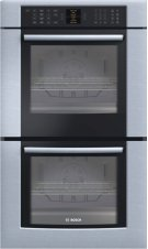 """30"""" Double Wall Oven 800 Series - Stainless Steel HBL8650UC Product Image"""