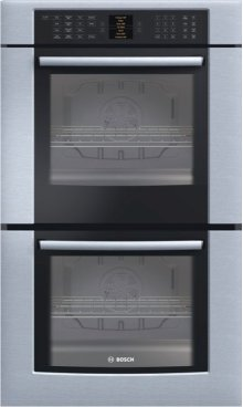 "30"" Double Wall Oven 800 Series - Stainless Steel HBL8650UC"