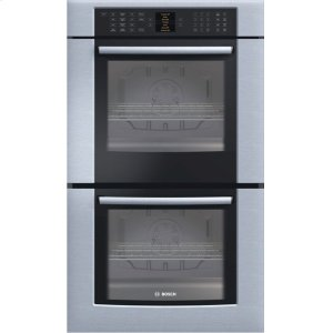 "Bosch30"" Double Wall Oven 800 Series - Stainless Steel HBL8650UC"