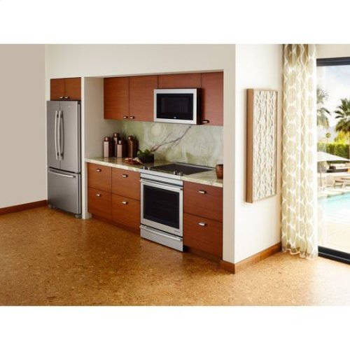 """69"""" Counter-Depth, French Door Refrigerator with Internal Water/Ice Dispensers"""