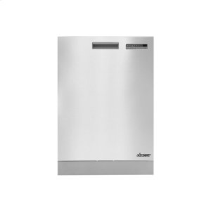 "DACORHeritage 24"" Flush Dishwasher, Stainless Steel"