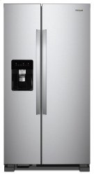 36-inch Wide Side-by-Side Refrigerator - 24 cu. ft. Product Image